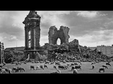 Mythos Dresden Der Lange Schatten Einer Bombennacht Dresden Frauenkirche Ruinen