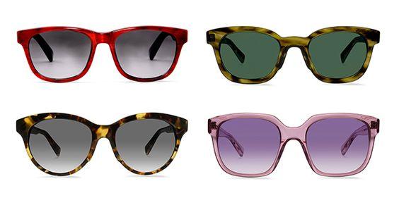 #Vintage-inspired sunglasses with purpose! #ecofriendly #ecofashion: Affordable Vintage, Parker, Inspired Prescription, Eco Fashion, Offhand Voguish, Fashion Women, Purpose Ecofriendly