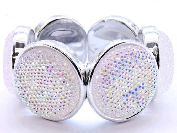 Super sparkly...it twinkles!