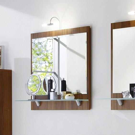 Badezimmerspiegel Otto Badspiegel Mit Ablage Und Beleuchtung