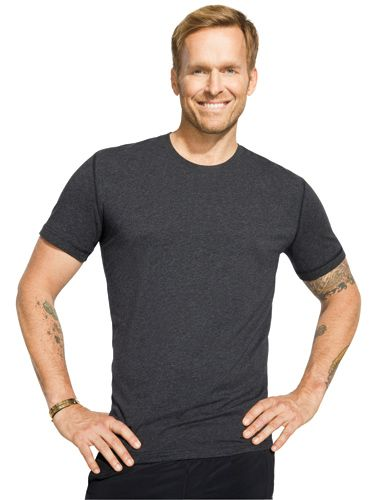 Shape up in 10 minutes with this calorie-burning #workout from #fitness expert Bob Harper.