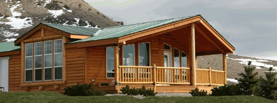 Home beautiful and a beautiful on pinterest for Mobile homes under 500 sq ft