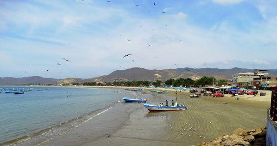 playa de Puerto López