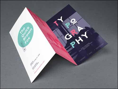 tri fold brochure template illustrator free - Google Search ...