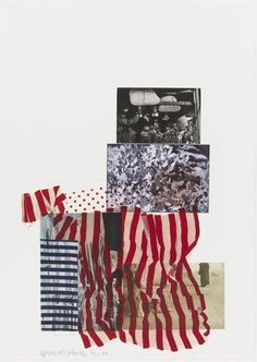 MoMA | The Collection | Robert Rauschenberg. Bazaar. 1984