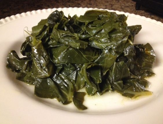 Southern-Style Collard Greens--These flavorful greens are kid-approved!