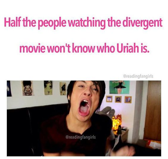 What ha, Uriah and The world on Pinterest