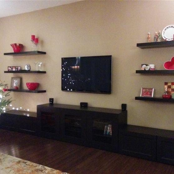 7 Aware Cool Ideas Industrial Floating Shelves Tvs Floating Shelf