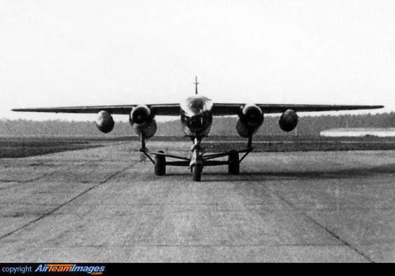 Arado Ar 234   ... airteamimages.com/arado-ar-234__germany---german-air-force_144178.html