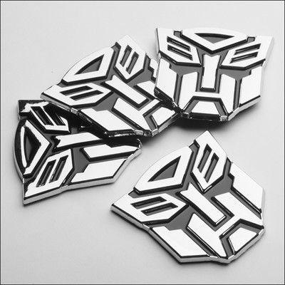 Canada Goose victoria parka outlet authentic - 10x Transformer Autobot Chrome Badges Car Decal Sticker   Car ...