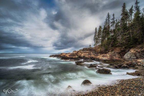 Maine-Little Hunters Beach Glenn Nelson