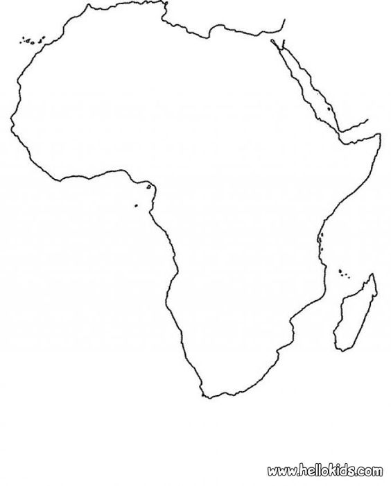 7 Best Africa Study Images On Pinterest