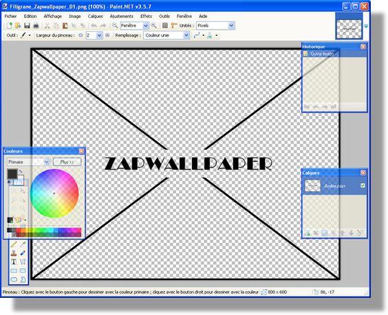 Créer un filigrane transparent pour protéger vos photos