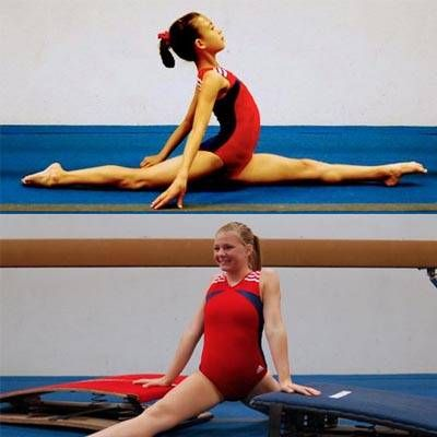 The Basic Gymnastics Positions Explained | iSport.com