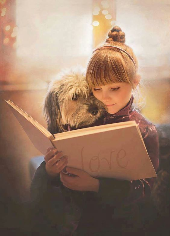 Can you recommend some great dog books for Book Lovers Day?