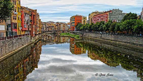Girona. Foto: José Saiz