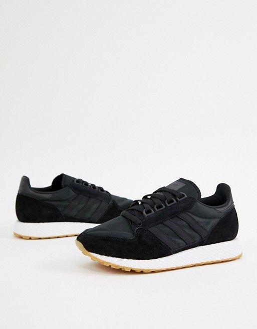 adidas Originals black Forest Grove
