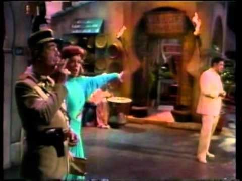 """'Burnett Discovers Domingo', un especial de televisión de 1984 en el que la estrella americana lleva a """"su terreno"""" a Plácido Domingo, cantando temas de Cole Porter con un toque humorístico muy acusado. Mola."""