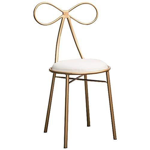 Brilliant Llsdls Bar Stool Gold Iron Art Armchair Butterfly Chair Bralicious Painted Fabric Chair Ideas Braliciousco