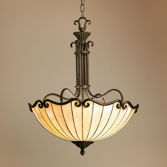 Foyer Lighting Tiffany Style : Pinterest the world s catalog of ideas