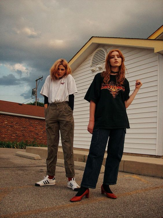 Inside Her Lofi World An Interview with Grace Lillash #womensfashion #GrungeHippie
