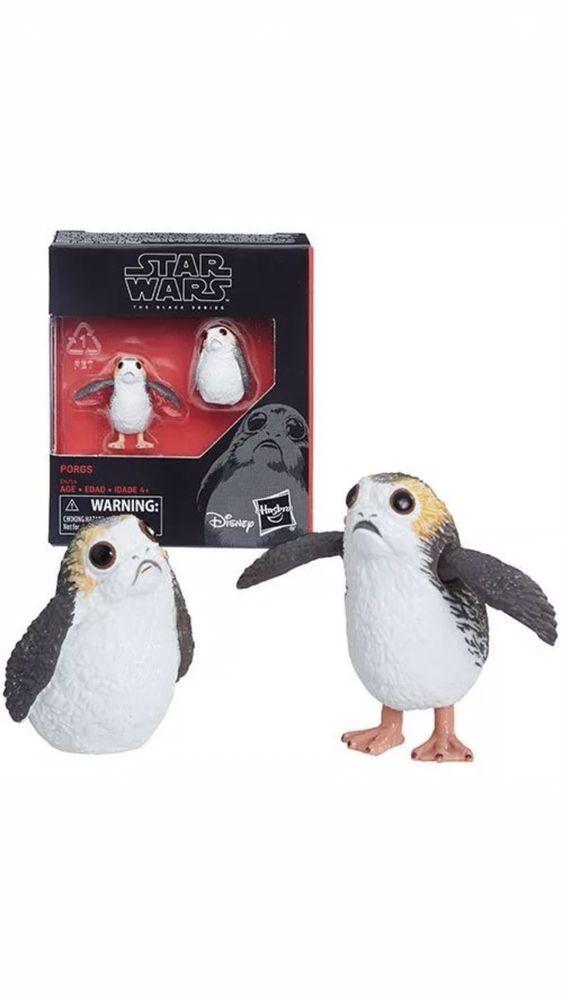 Star Wars Black Series porgs figures 2-Pack E4254