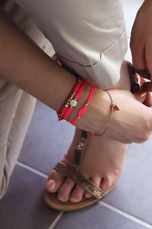 Ensemble Bracelets