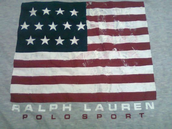 usa flag polo shirt