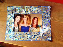 Resultado de imagen de marcos para cuadros de papel reciclado