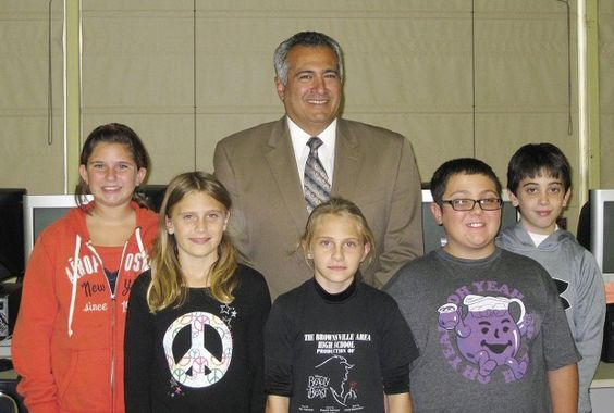 Central Elementary promotes positive behavior