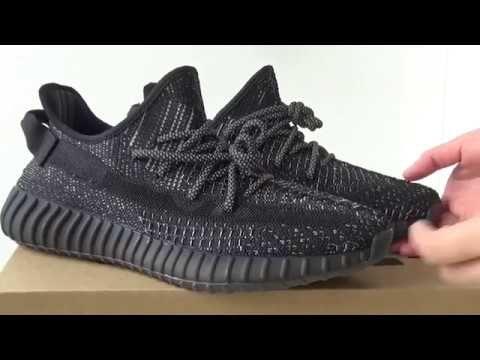 Factura dos semanas Justicia  Adidas Yeezy Boost 350 V2 Static Black