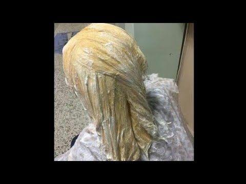 مامعنى سحب اللون وقتاش ديكابي شعرك و كيفاش ديري ديكباج لشعرك بدون أضرار وبلا ميتفتت ويتقطع Youtube Hair Styles Hair Style