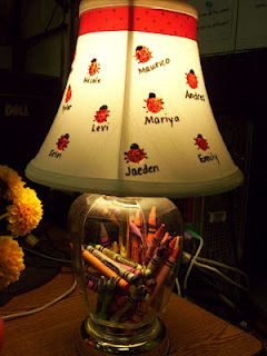 Love this lamp.. would be perfect for morning meeting time..: