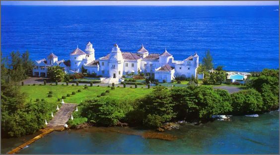 Trident Castle - Port Antonio Jamaica