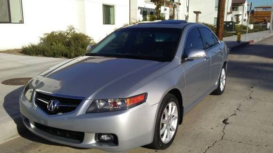 Acura Tsx K Miles Los Angeles QR Code Link To This - 2004 acura tsx engine for sale