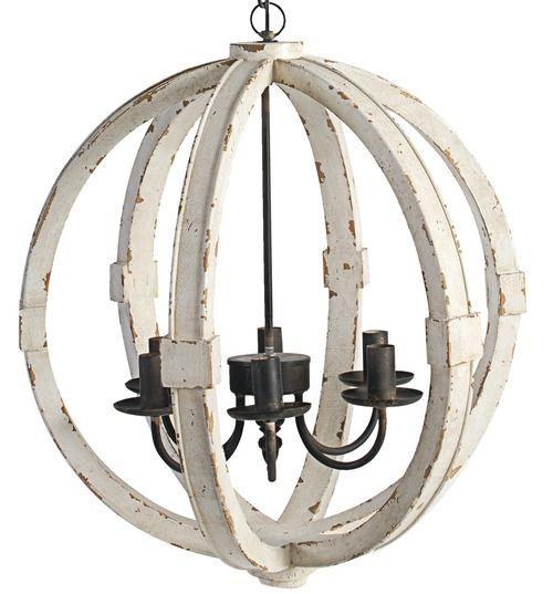 Wood Metal Globe Chandelier 22 5 Cream Wood Orb Chandelier Wood And Metal Chandelier Orb Chandelier