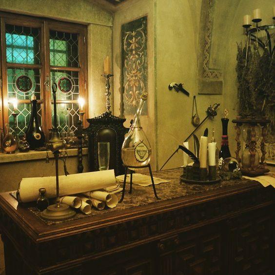 Speculum Alchemiae - Museum of Alchemy in Prague