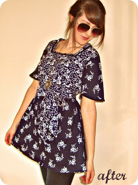 Boho/Vintage dress with necklace and shades.