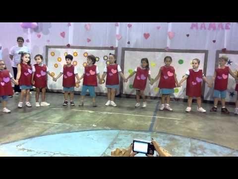 Sofia Colla Dia Das Maes 2012 Mundo Infantil Youtube Musica