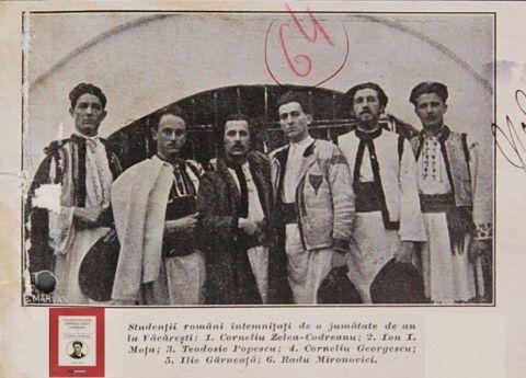 Studentii-Vacaresteni-Corneliu-Zelea-Codreanu-Arhiva-Tip-Moldova-Roncea-Buzatu