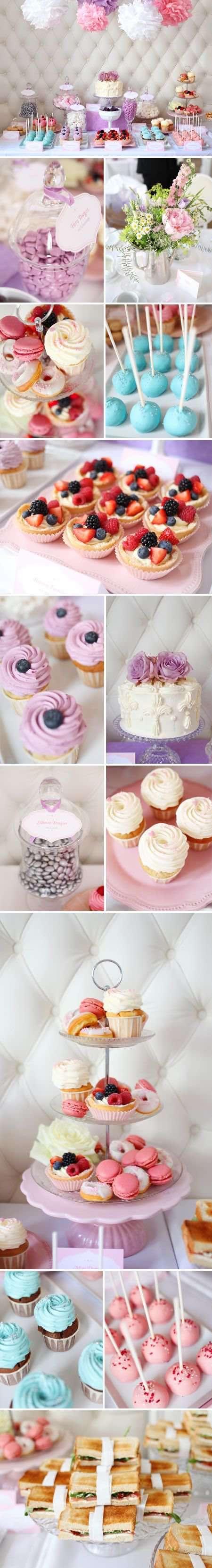 Mesas de dulces para bodas pinterest dessert buffet - Mesa de dulces para bodas ...