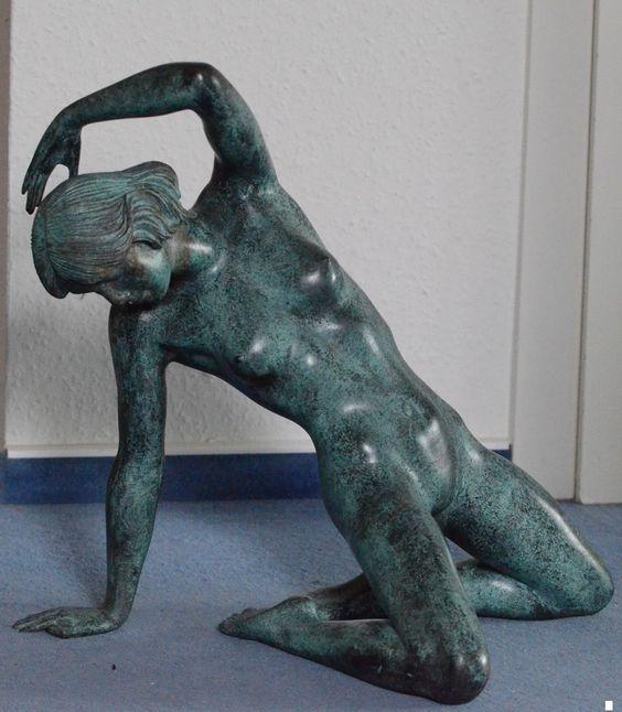 Arno Breker Akt Erotik Bronze Grazie museale Rarität große Variante Künstlerex. | eBay