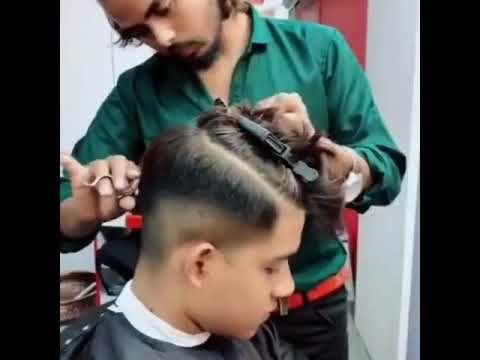 Riyaz New Hair Style Riyaz New Tik Tok Video Hasnaink07 Saddu07 Tik Tok Star Hair Styles Star Hair Hairstyle