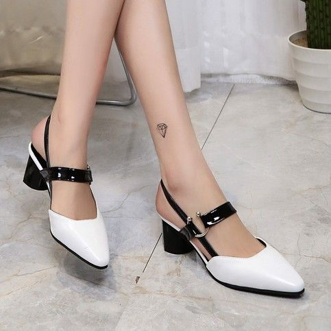 This item is shipped in 72 hours. Gender: Women Item Type: Pumps Pump Type: Basic Lining Material: PU Style: Fashion Fit: Fits smaller than usual. Please check this store's sizing info Upper Material: PU Season: Summer Insole Material: PU Occasion: Casual Closure Type: Buckle Strap Heel T - Online Store Powered by Storenvy