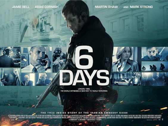 6 Days (2017) WEB-DL