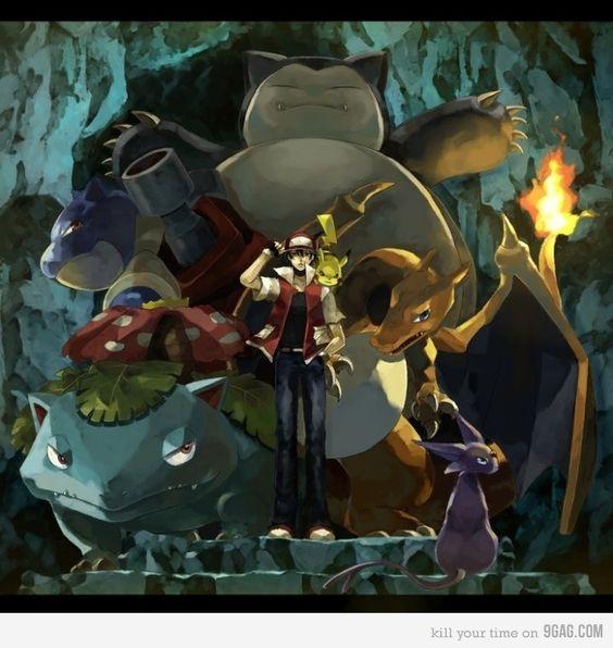 Siempre he tenido una obsesión malsana con Pokemon.