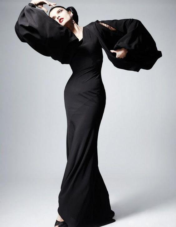 The elegant Zac Posen Pre Fall 2013 Collection