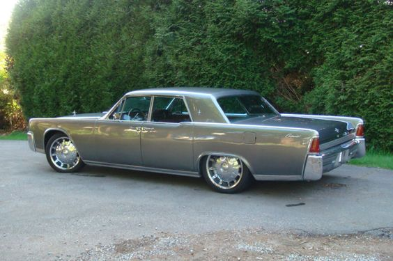 1964 lincoln continental cars pinterest vehicles factories and at 4. Black Bedroom Furniture Sets. Home Design Ideas