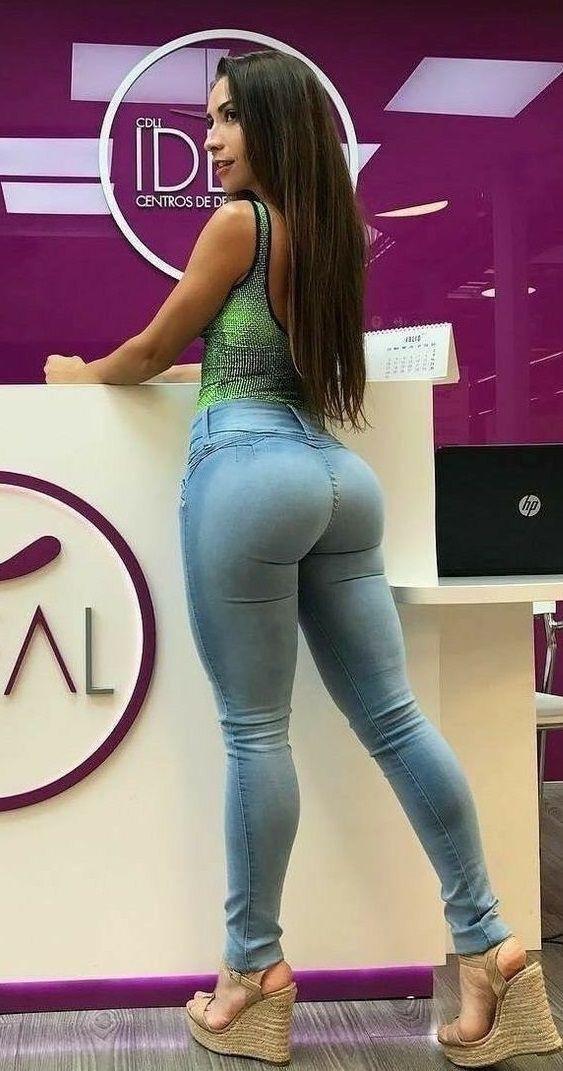 Hot Girl Tight Ass