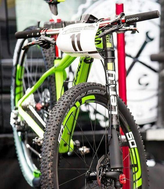 Anton Cooper Team bike